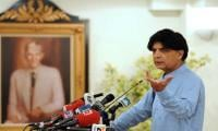 Nisar orders action against those targeting army
