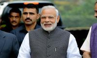 Modi's tears for Muslim women