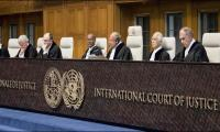 ICJ stays Indian spy's execution