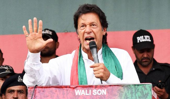 Companies are ruling country, says Imran