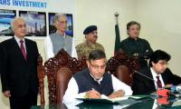 KP govt signs $10.86 bn mega project agreements with FWO