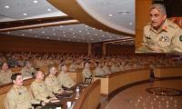 Commanders vow to protect geographical, ideological frontiers
