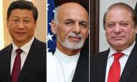 Pakistan, Afghanistan, China discuss cooperation