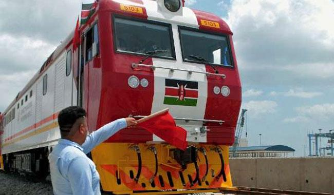 China-built railway biggest Kenya project since independence
