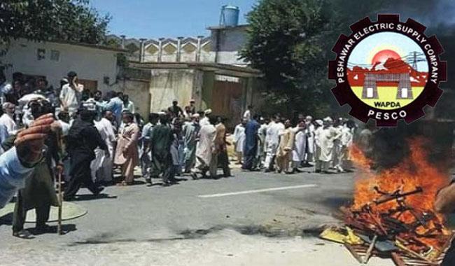 Protesters go berserk in Dargai