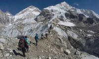After Everest record Indian woman sets sights on unclimbed peaks
