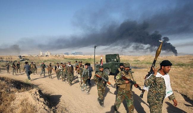 Iraq to liberate Mosul from IS by June 10, says army