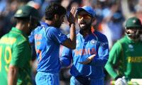 India hammer Pakistan in Champions Trophy mismatch