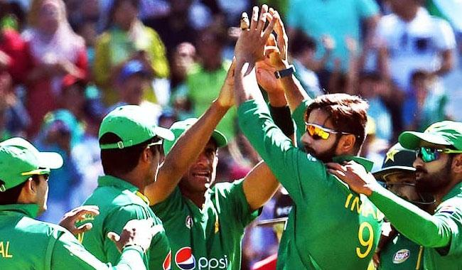 Champions Trophy Cricket: Pakistan v South Africa