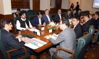 CPEC: Work on KCR revival to kick off in December, says Murad