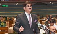 Possible that this assembly is dissolved before completing tenure: Sindh CM