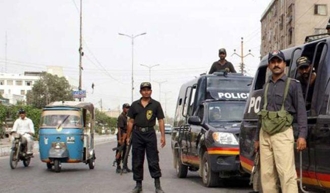 Hundreds of electronic devices recovered from Central Jail Karachi during operation