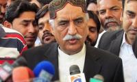 Mian Sahib knows puppeteers, puppets: Khursheed