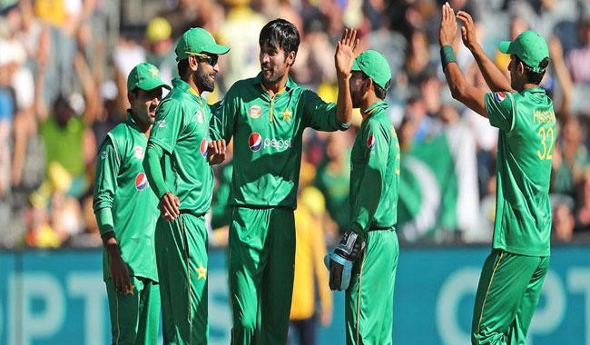 Hafeez shines in 'last' ODI knock