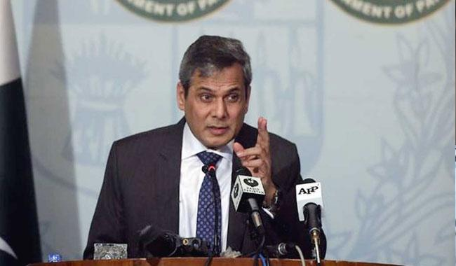 Kabul asked to help recover two Pak diplomats: FO