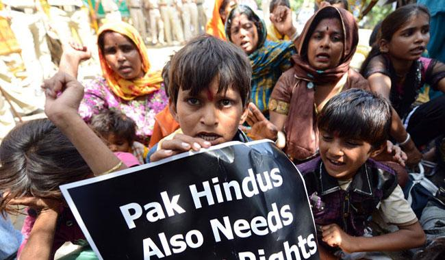 Hindus seek top court's help to stop forced conversions