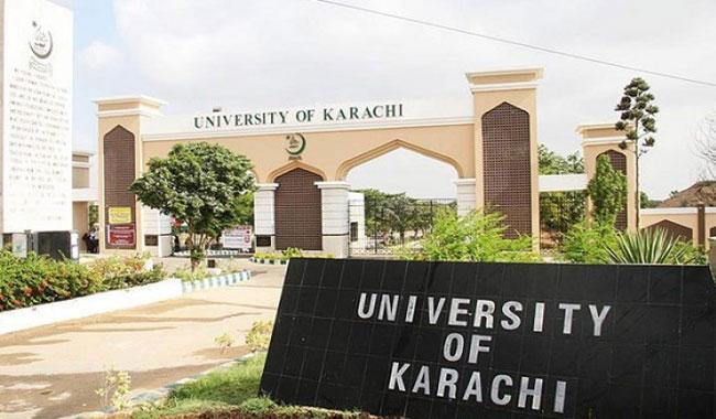 'KU admin holding back salaries of Benazir Bhutto Chair officials'