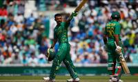 Fakhar lights up The Oval