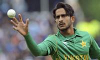 I will always remember taking the final's last wicket: Hasan