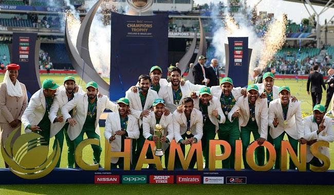 Sarfraz hopes Champions Trophy win will bring global  cricket to Pak
