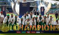 Champions Pakistan climb to No 6 in ODI rankings