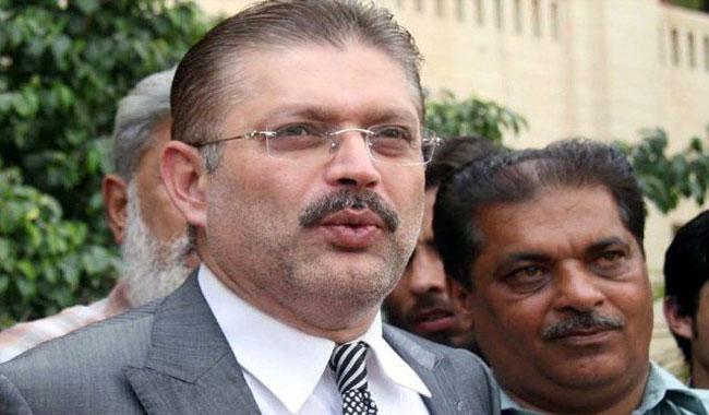 Image result for Sindh information minister Sharjeel Memon