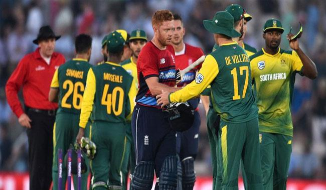 England vs South Africa, 3rd T20