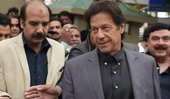 Dr Babar Awan formally joins PTI after resigning as senator