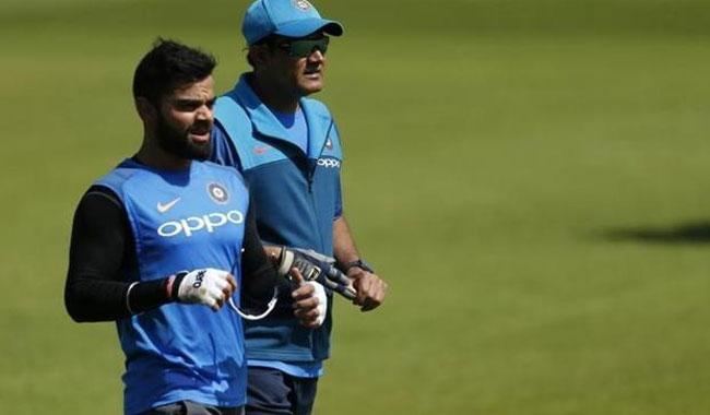 Kohli slammed by India veteran over row forcing Kumble to quit