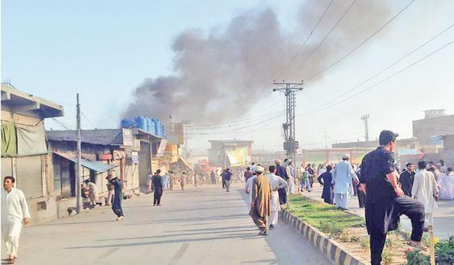 62 martyred as terrorists hit three cities