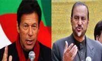 Once political rivals, Awan, Imran now close buddies
