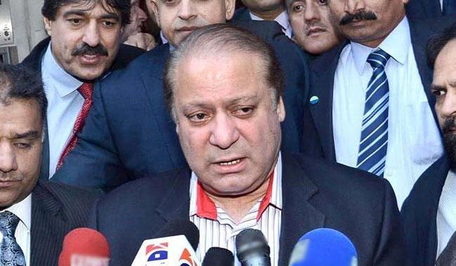 Nawaz cuts short his London visit after oil tanker tragedy