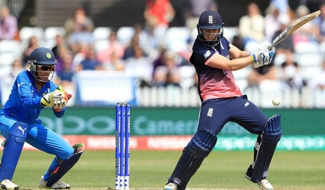 India overwhelm England in World Cup opener