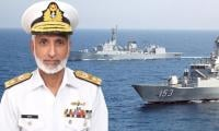 'Cowardly attacks can never dent navy's morale'
