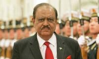 Mamnoon hopes Chinese efforts will bring peace in region
