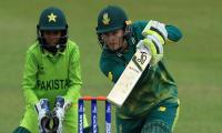 Pakistan set South Africa 207 to win