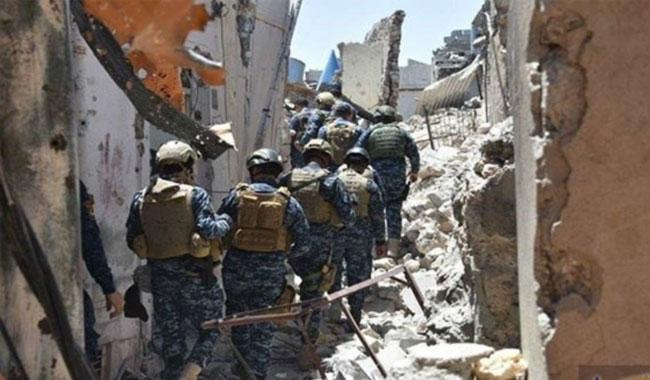 Led air strike kills 57 in IS-held prison