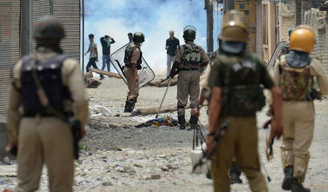Encounter underway in J&K's Anantnag district, one civilian killed