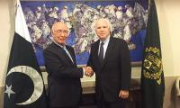 No change in policy on Kashmir: John McCain