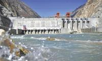 China conducts studies to tap Indus hydropower resources