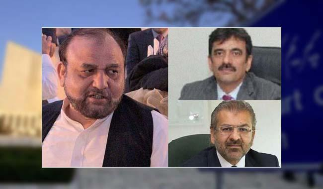 SC directed ISI to look after Panama JIT affairs