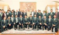 COAS assures full security to visiting cricket teams