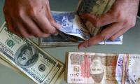Rupee sheds 3.1pc to hit four-year low of Rs108.25 against dollar