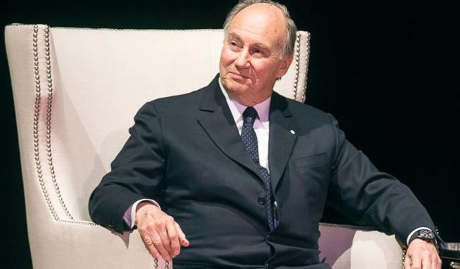 Celebrating the life and times of Aga Khan IV