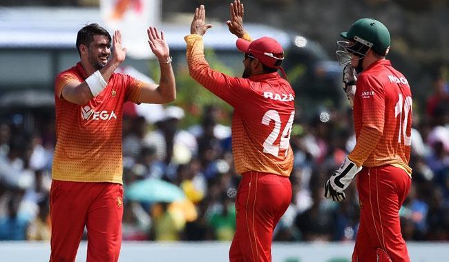 Zimbabwe beat Sri Lanka to clinch ODI series