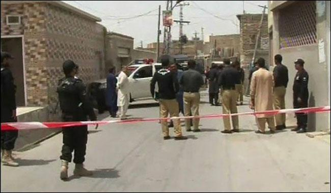 SP among four policemen martyred in Quetta