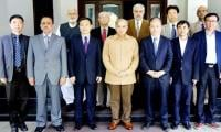 China pleased with CPEC's progress