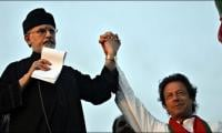 ATC orders to seize properties of Imran, Qadri in dharna case