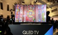 Samsung's QLED TV launched