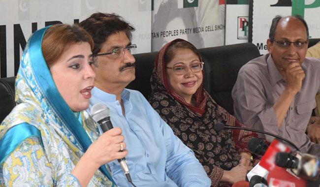 ANOTHER WICKET DOWN: Disillusioned with PTI, Naz Baloch returns 'home' to PPP